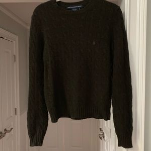Polo Dark Grey Sweater